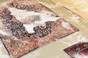 Wir waschen Ihren Teppich ausschließlich auf biologischer Basis