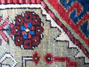 Das Ergebnis unserer Teppichreparatur